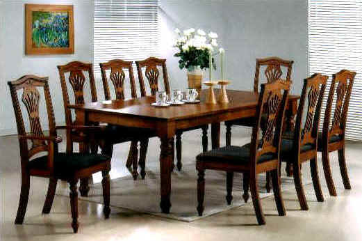 8 seater dining sets main. Black Bedroom Furniture Sets. Home Design Ideas